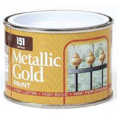 151 Coatings Metallic Paint 180Ml Gold