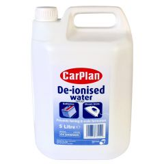 Carplan De-Ionised Water 5L