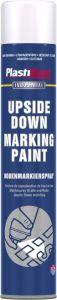Plastikote Upside Down Marking Paint 750Ml White