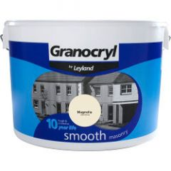 Granocryl Smooth Masonry 10L Magnolia