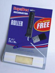 Supadec Roller 9 X 1.5 / 225Mm X 38Mm