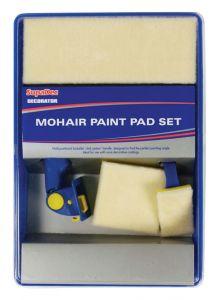 Supadec Decorator Mohair Paint Pad Refill 5 Piece