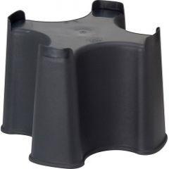Ward Slim Space Saver Water Butt Stand Black