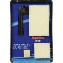 Supadec Diy Paint Pad Set 5 Piece