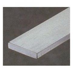 Stormguard Aluminium Angle Flat Bar - 2438Mm (Barcoded) 19 X 3 Bc