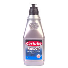 Carlube 80W-90 Ep Hypoid Gear Oil 1L