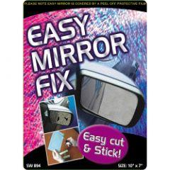 Streetwize Easy Mirror Fix Kits 10 X 7