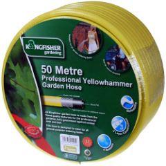 Kingfisher Yellowhammer Garden Hose 50M