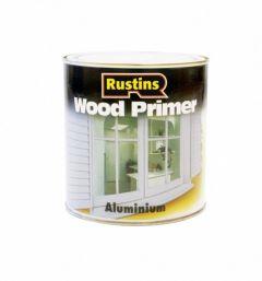 Rustins Aluminium Wood Primer 500Ml