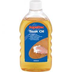 Supadec Teak Oil 500Ml