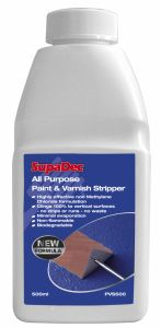 Supadec Paint & Varnish Stripper 500Ml