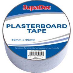 SupaDec Plasterboard Tape 50mm x 90m