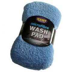 KENT Microfibre Wash Pad