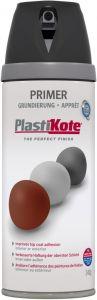 PlastiKote Twist & Spray Paint 400ml Black Primer