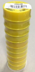 Pack of 10 PTFE Gas Tapes 13mm x 5m White