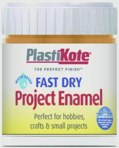 PlastiKote Fast Dry Enamel Brush On Copper - 59ml Bottle