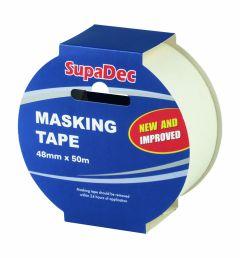 SupaDec Masking Tape 48mm x 50m