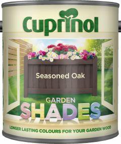 Cuprinol Garden Shades 1L Seasoned Oak