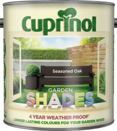 Cuprinol Garden Shades 2.5L Seasoned Oak