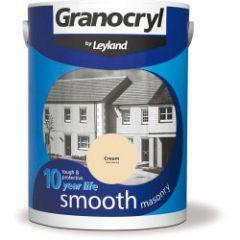 Granocryl Smooth Masonry 5L Cream