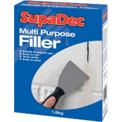 SupaDec Multi Purpose Filler 1.5kg