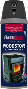PlastiKote Woodstove Spray Paint 400ml