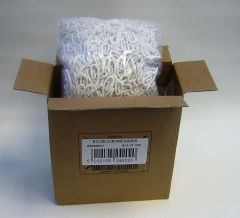 Swish Curtain Hooks White Pack of 100