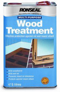 Ronseal Multi Purpose Universal Wood Treatment 5L