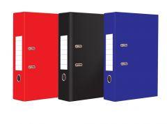 Anker Lever Arch File Red Black Or Blue