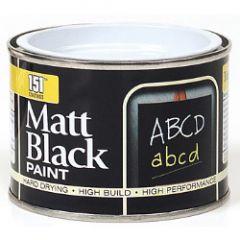 151 Coatings Matt Paint 180Ml Black