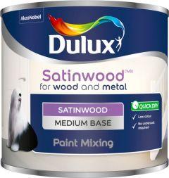 Dulux Colour Mixing 500Ml Medium Satinwood Base