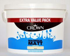 Crown Matt Emulsion 7.5L Magnolia