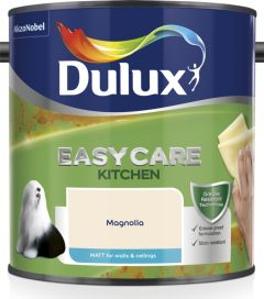 Dulux Easycare Kitchen Matt 2.5L Magnolia