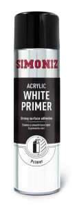 Simoniz Primer - White (Aerosol) 500Ml