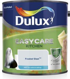 Dulux Easycare Kitchen Matt 2.5L Frosted Steel