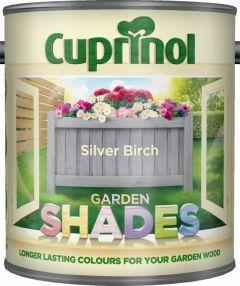 Cuprinol Garden Shades 1L Silver Birch