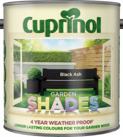 Cuprinol Garden Shades 2.5L Black Ash