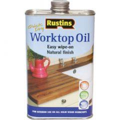 Rustins Quick Dry Worktop Oil 500Ml