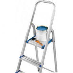 Supatool Aluminium Stepladder 4 Step