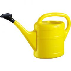 Green Wash Essential Watering Can 5L Yellow