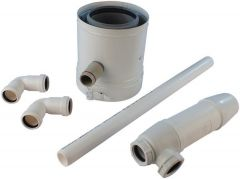 Baxi Andrews 100/150 syphon kit comes with condensate trap