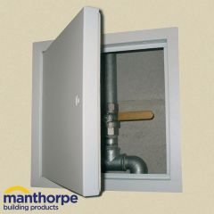 Manthorpe 1-hour fire rated access panel 300 x 300mm