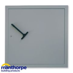 Manthorpe 1-hour fire rated access panel 450 x 450mm