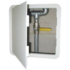 Manthorpe access panel 300 x 300mm White