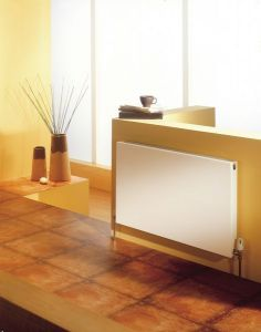 Stelrad Planar Radiator Type K2 600 Mm X 600 Mm 18 Sections