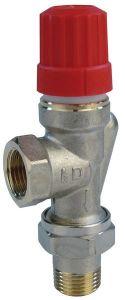Danfoss RA-N 15 horizontal angle valve 1/2