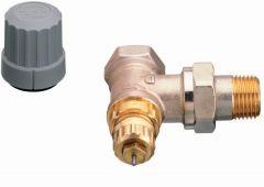 Danfoss RA-FN 15 vertical angled valve 1/2