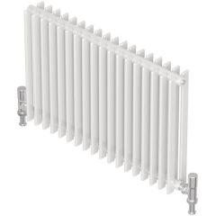 Purmo horizontal radiator 600 x 1400mm White