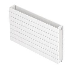Purmo double convector horizontal radiator 505 x 2000mm White