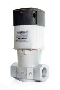 Black Teknigas BC6683 230V screw powerseat valve 1.1/2inch 230v